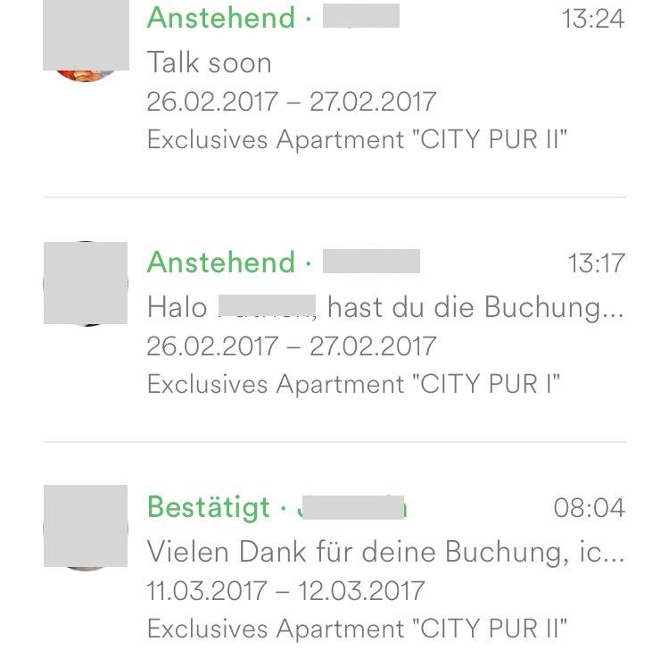 SofortГјberweisung Airbnb