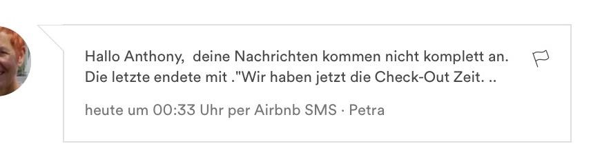 Vorschau-SMS