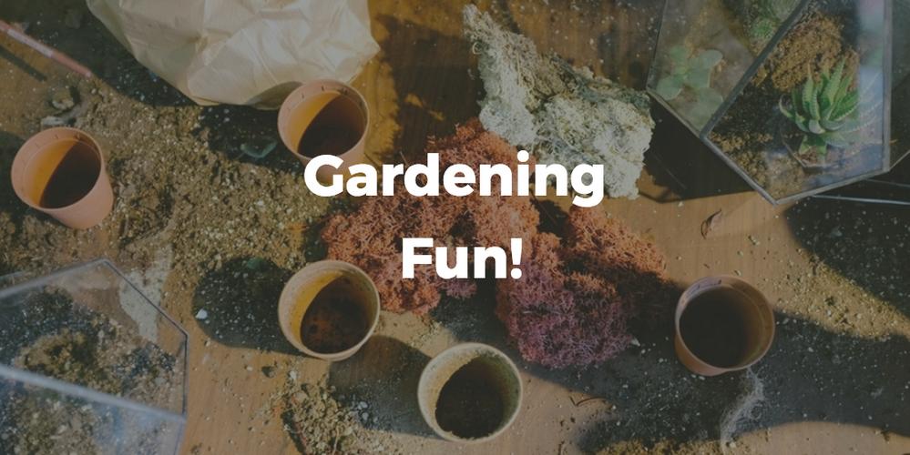 Do you have a garden?