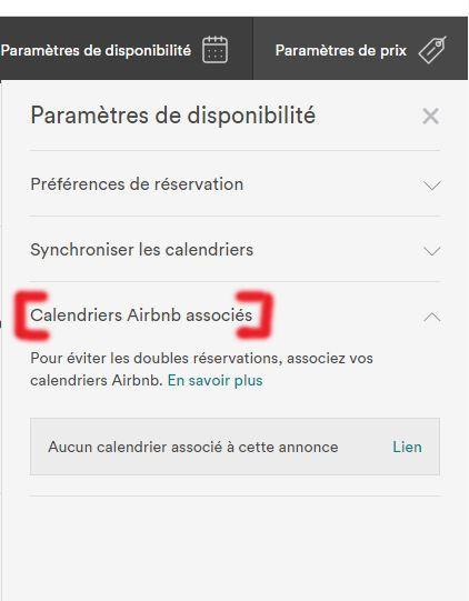 [GUIDE] Associer les calendriers Airbnb