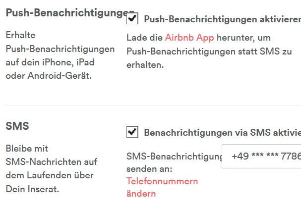 Airbnb Anmelden
