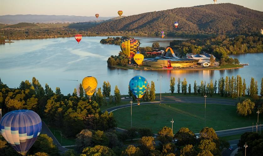 AirBNB has a host meetup in Canberra!