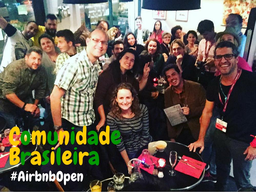 O que aprendemos no #AibnbOpen?