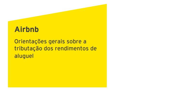 Imposto de Renda - documento enviado pelo Airbnb