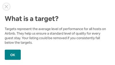 Target description