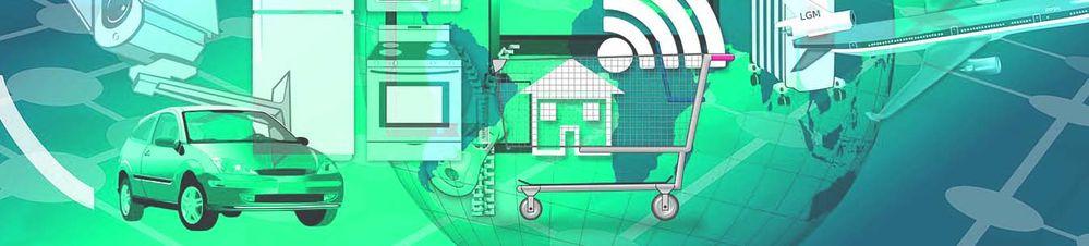 IoT (Internet of Things) und IIoT (Industrial Internet of Things)