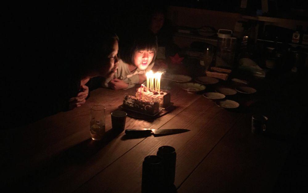 たまたまお子さんとゲストのお誕生日が同じ日だったので合同お誕生日会を開催