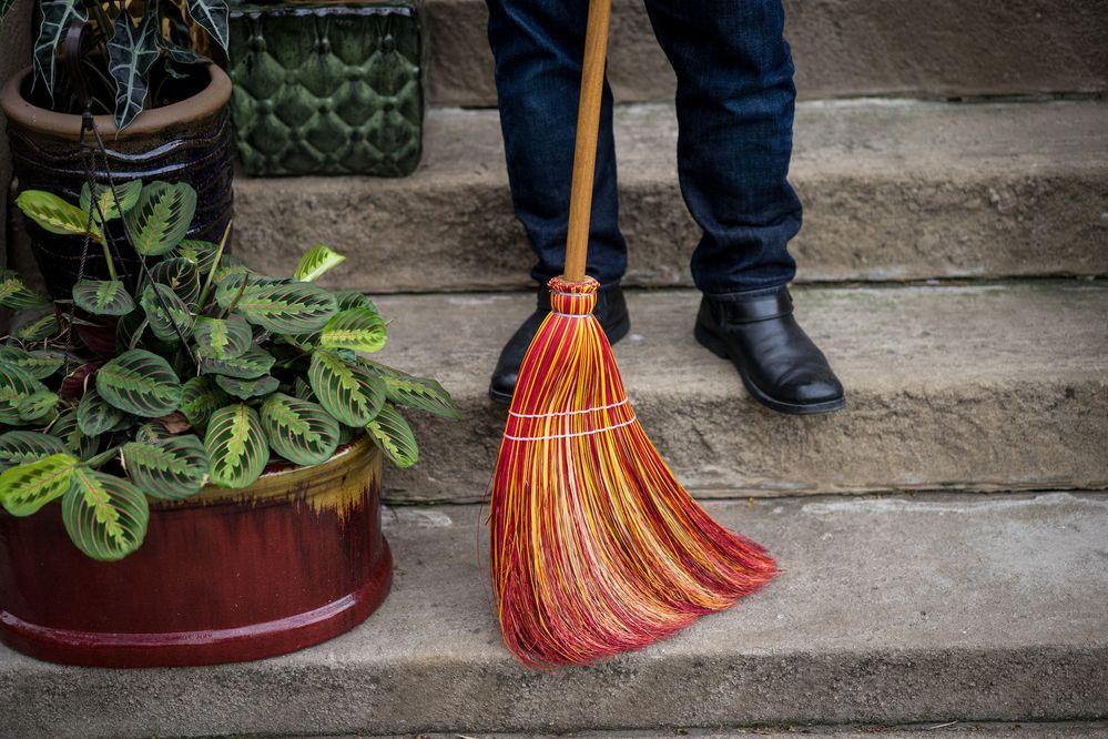 Você faz uma limpeza quando muda a estação do ano?