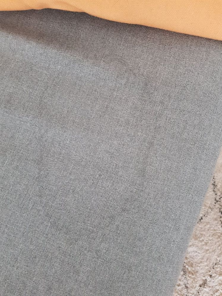 Guests left big stain on sofa