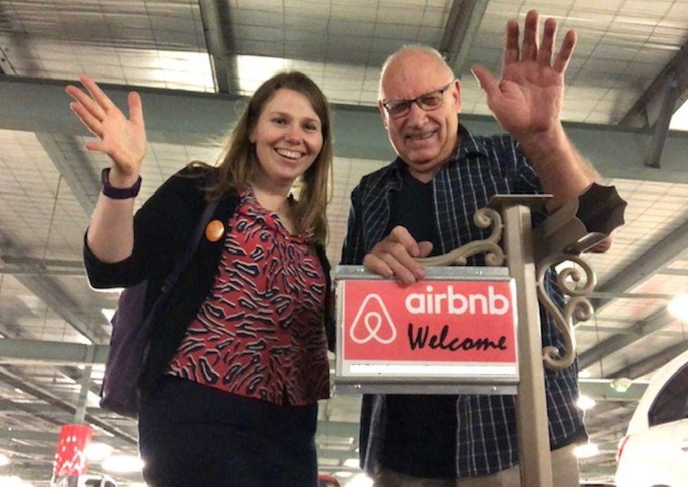Tour du monde de la communauté d'hôtes d'Airbnb: Carnet de voyage de Lizzie (Jours 6 & 7)