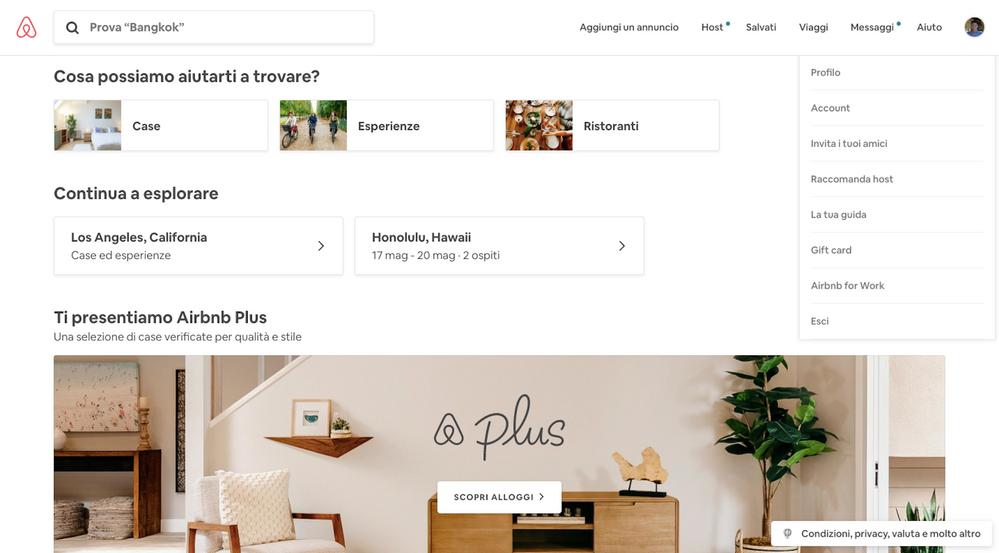 Creare Guide migliori: presentiamo le nuove funzionalità di Airbnb
