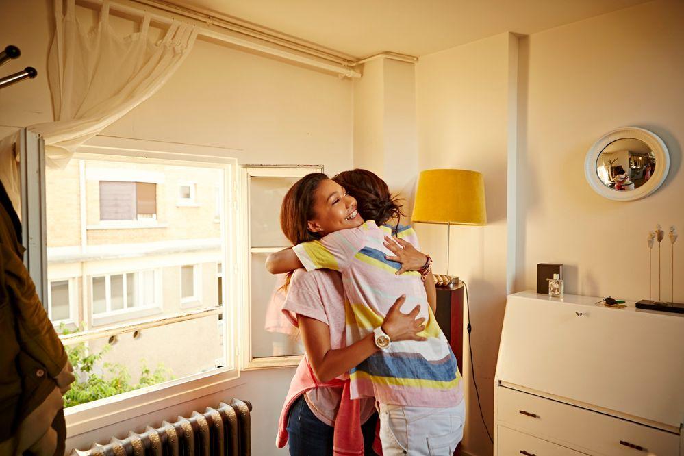 Hattet ihr Gäste, mit denen ihr euch angefreundet habt?