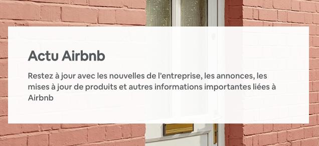 Quelle est votre opinion sur le forum Actu Airbnb ?