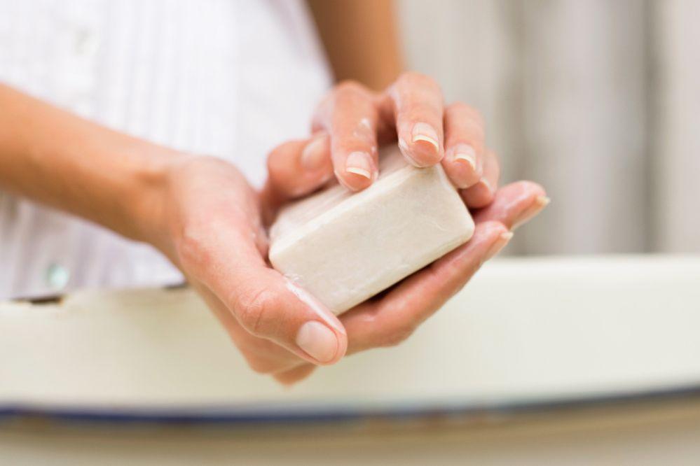 Você faz os seus próprios produtos de limpeza?