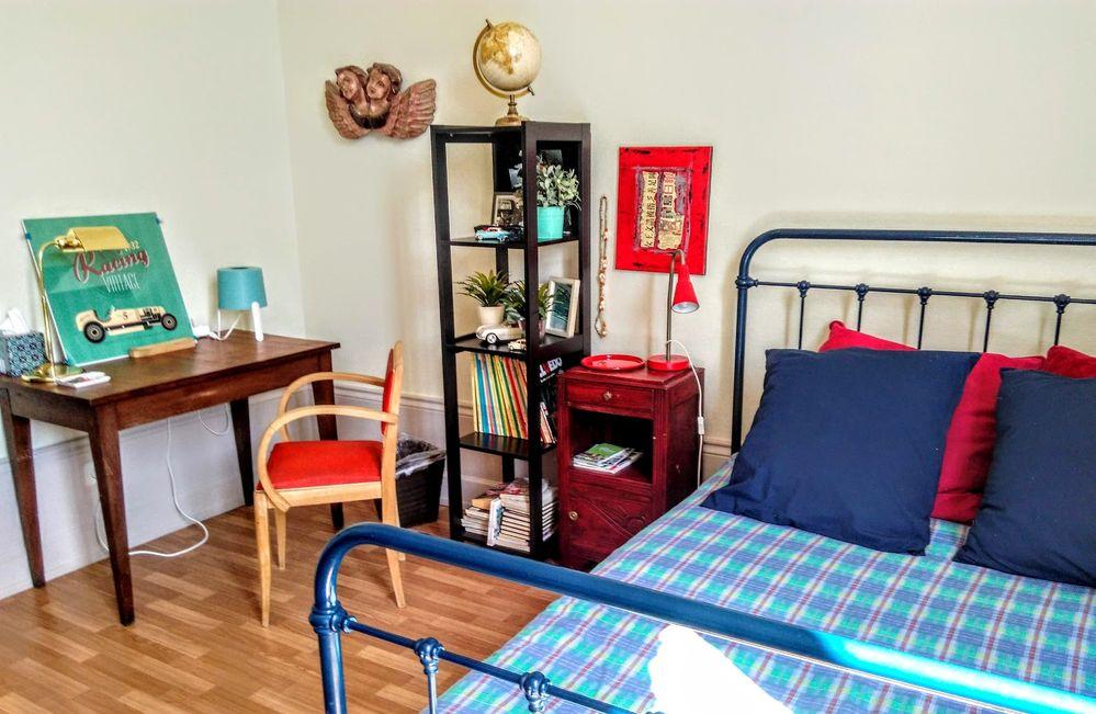 [Festival] Hospedando em um quarto privado