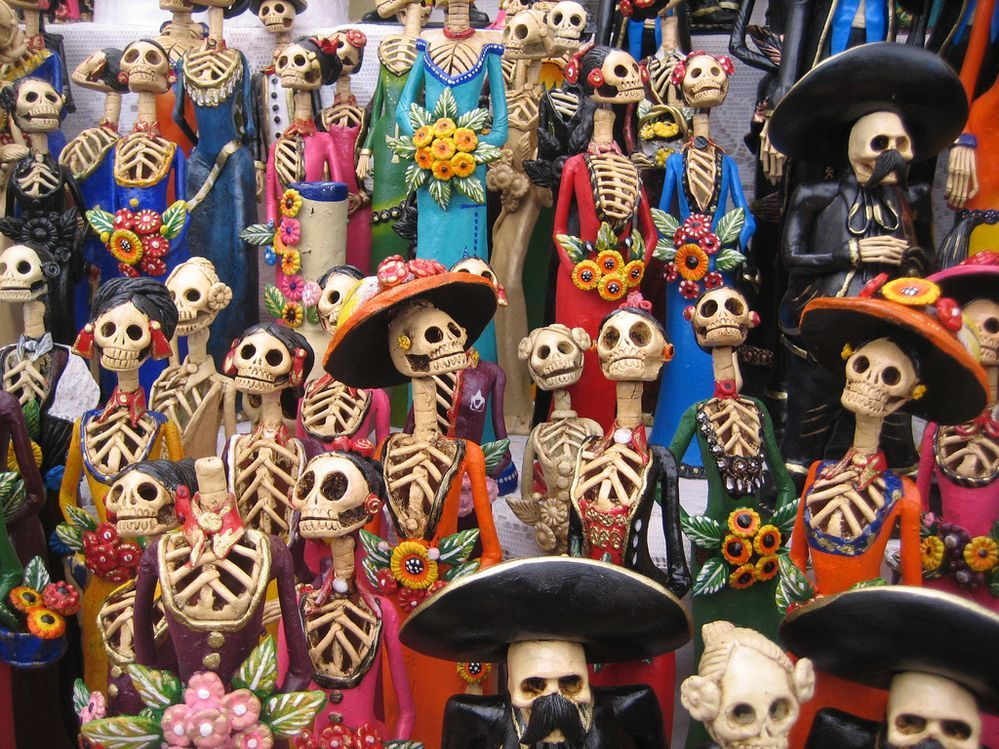 [Local] Mexico: 'Day of the Dead'