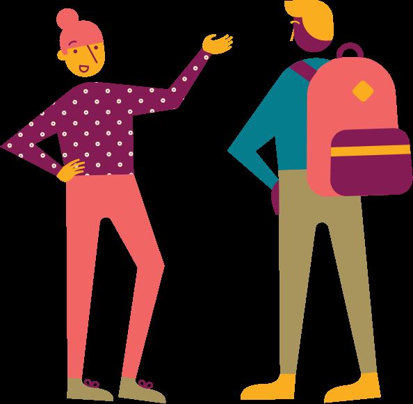 Wie gehst du mit Sprachbarrieren zwischen dir und deinen Gästen um?