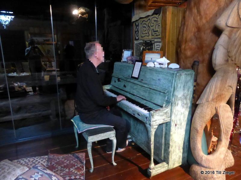 Vintage-Klavier