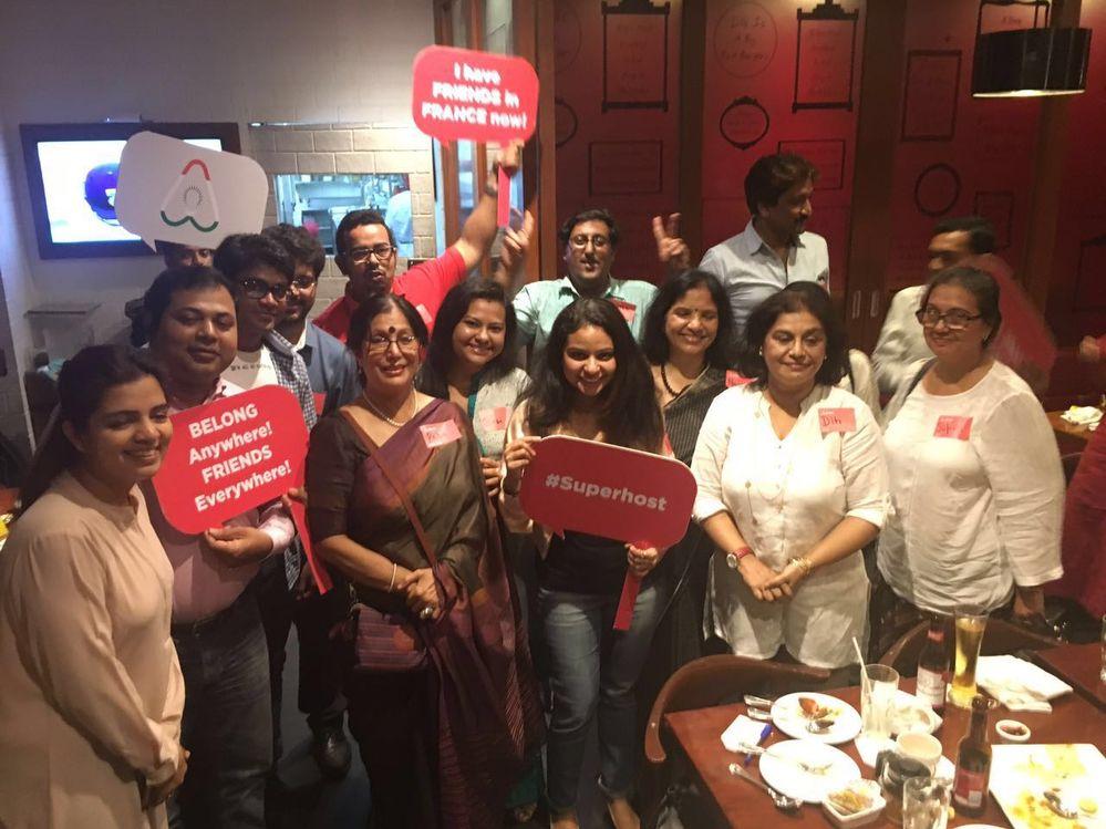 Kolkata Cafe Mezunna meetup