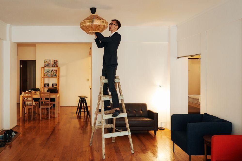 10 façons d'améliorer votre logement