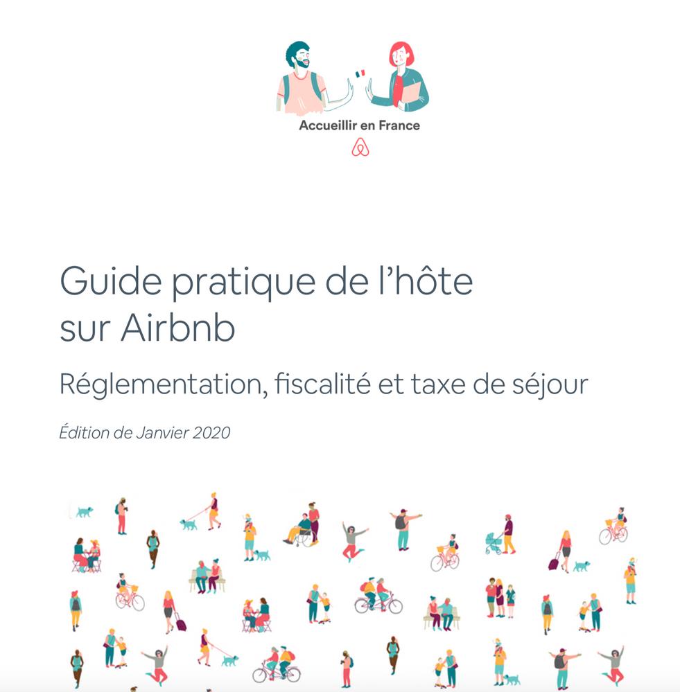 Guide pratique de l'hôte: version 2020