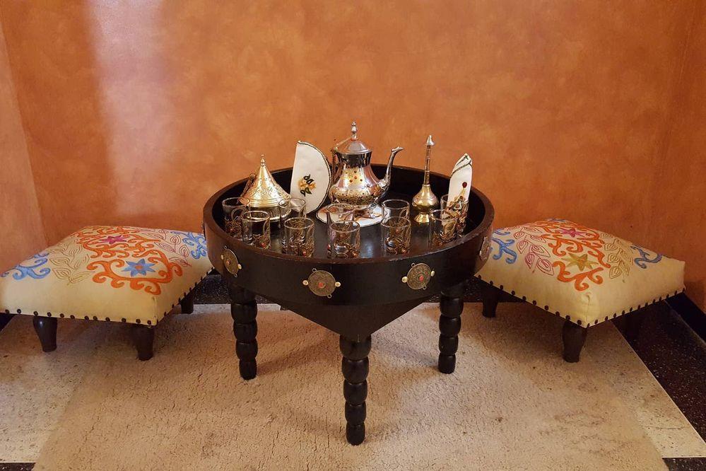 朝食を通じてモロッコの文化を伝えること