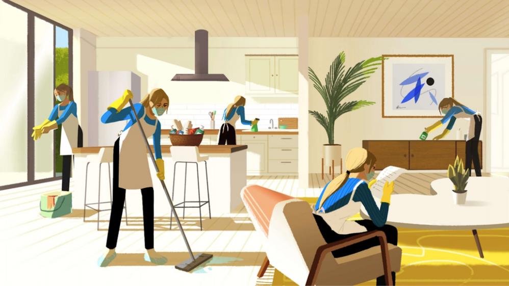 Nouveau protocole de nettoyage renforcé d'Airbnb : désormais disponible dans plus de pays