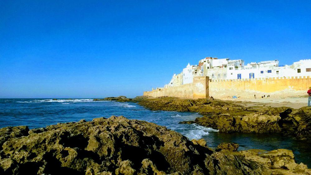 Essaouira, le joyau de la côte atlantique marocaine.