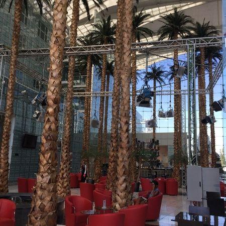 Im Flughafen Muenchen (Hilton Hotel)