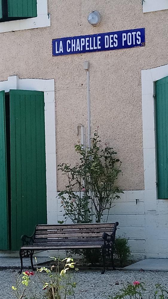 À la découverte de La Chapelle-des-Pots