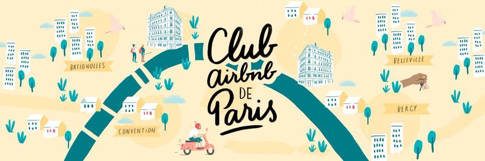 Membres à la Une: Vincent et Charles, membres du Club de la communauté d'hôtes Airbnb de Paris