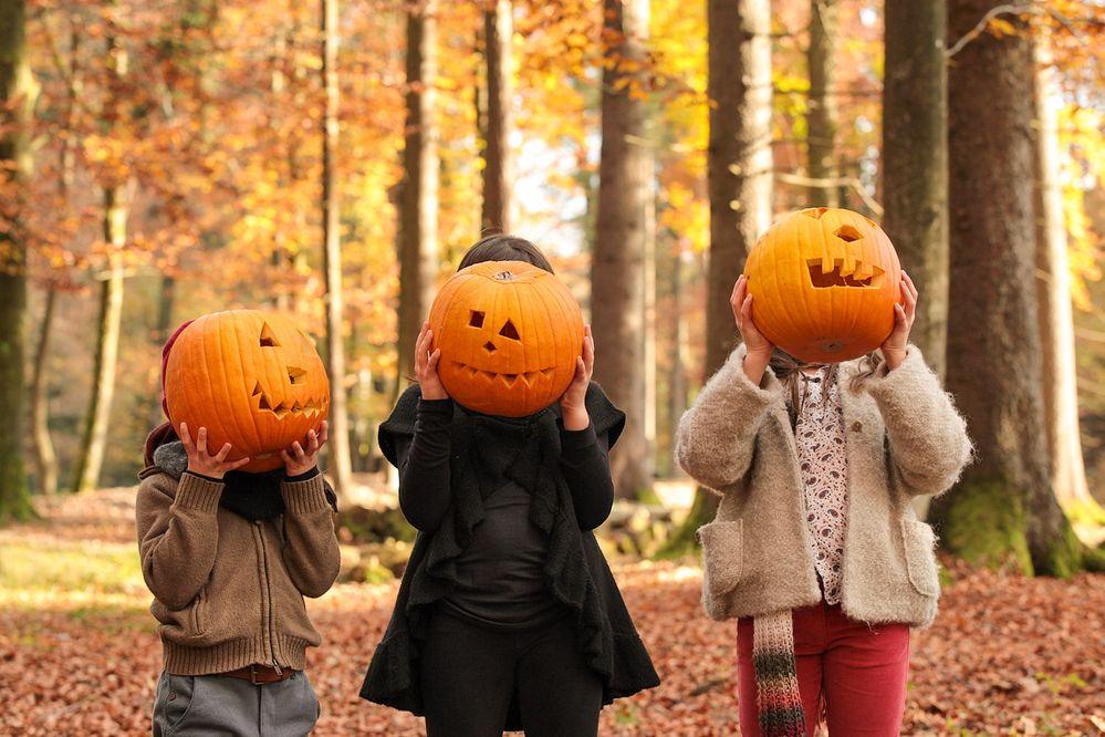 Dekoriert ihr euer Zuhause für Halloween?
