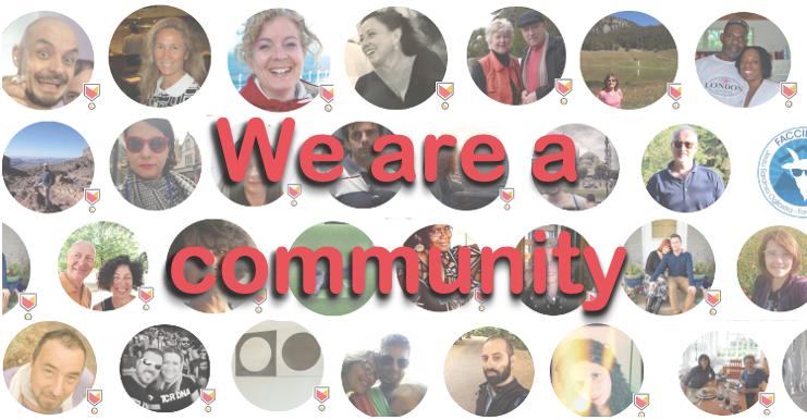 Cinque anni di Community: buon compleanno a noi!
