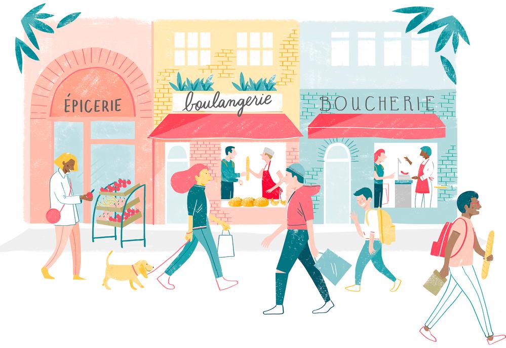Opération #MonQuartier : soutenez votre commerce local préféré
