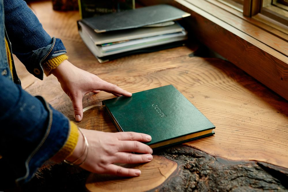 Do you keep a guest book?