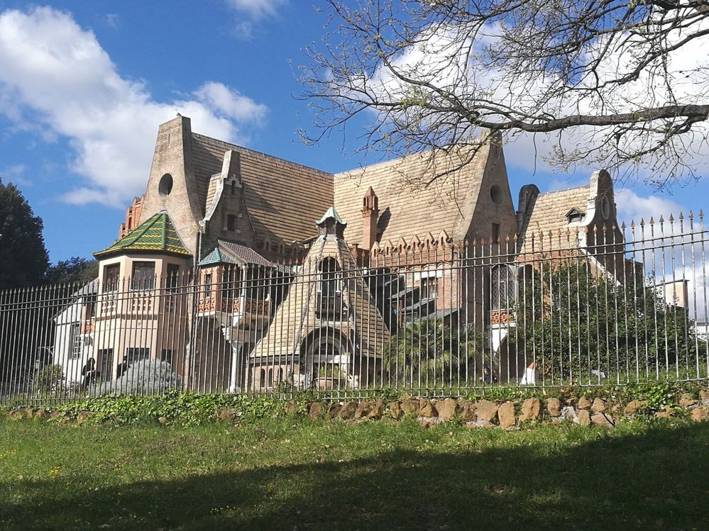 A spasso per ROMA: villa Torlonia