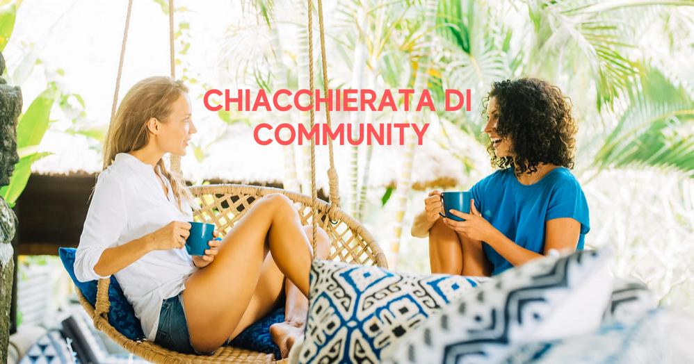 22 FEBBRAIO | Web-chiacchierata di Community: tutti i segreti del Calendario.