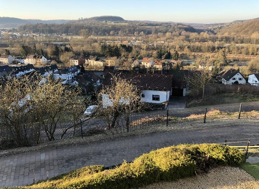 Beckingen: Blick auf das Saartal