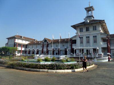 les thermes d'Antsirabe