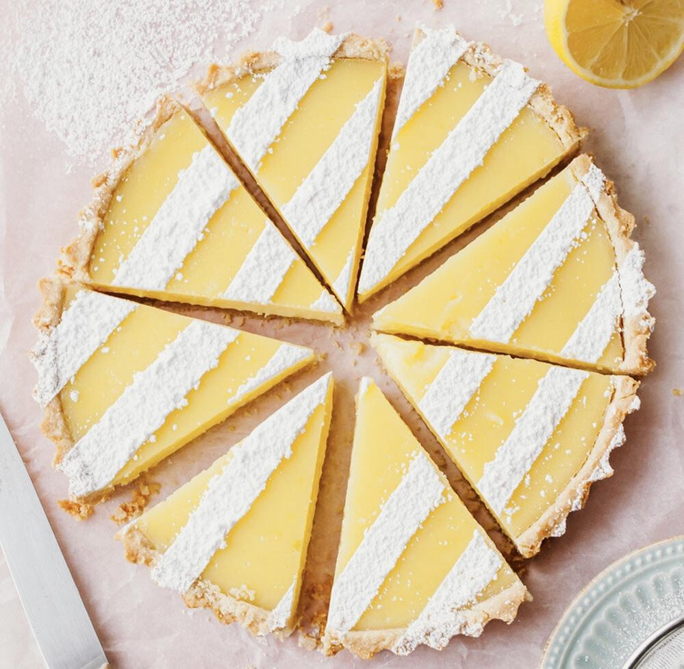Be my Guest, Lemon Tarts