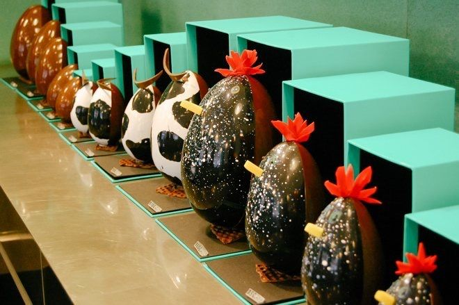 Patrick Roger Chocolatier Paris, Easter ages collection 2021