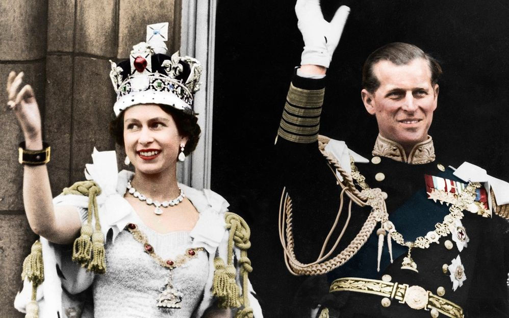 """He has, quite simply, been my strength and stay all these years, and I, and his whole family, and this and many other countries, owe him a debt greater than he would ever claim, or we shall ever know.""   -Her Majesty The Queen, 1997."