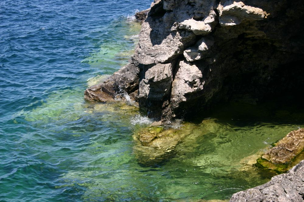 The Grotto, Tobermory, ON, Canada