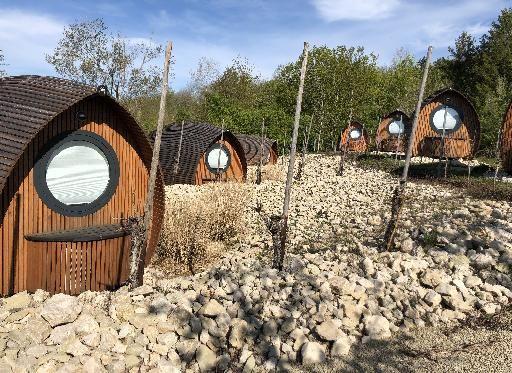 Glamping Resort bei Saarbruecken