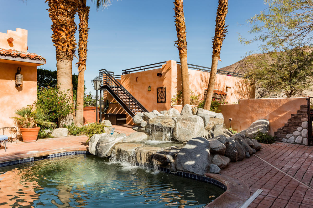 Does your listing contain any water features?
