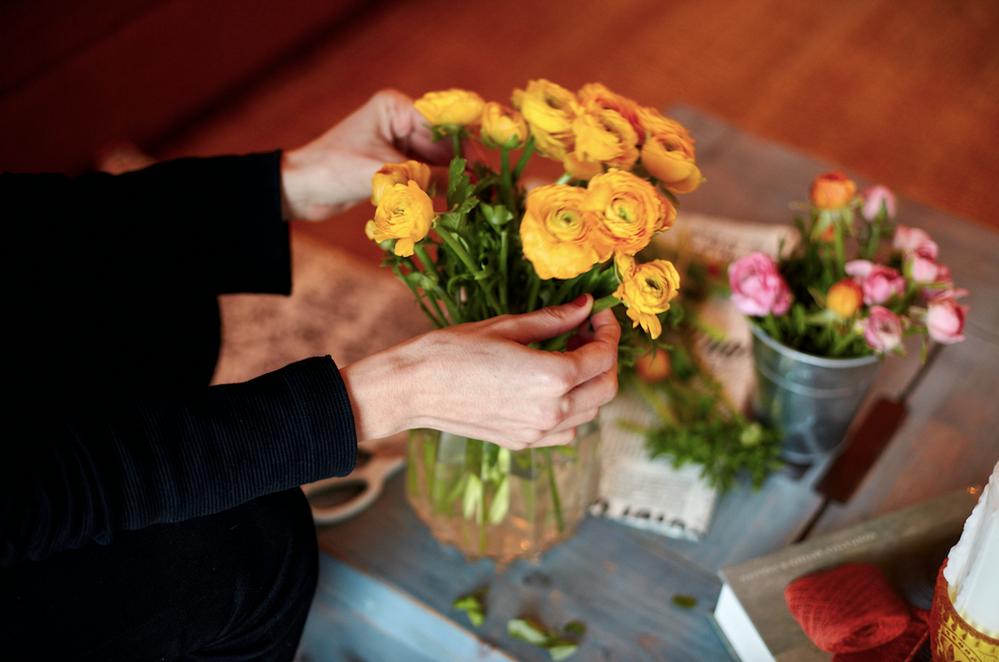 Wie schafft man einen einladenden und freundlichen Raum?
