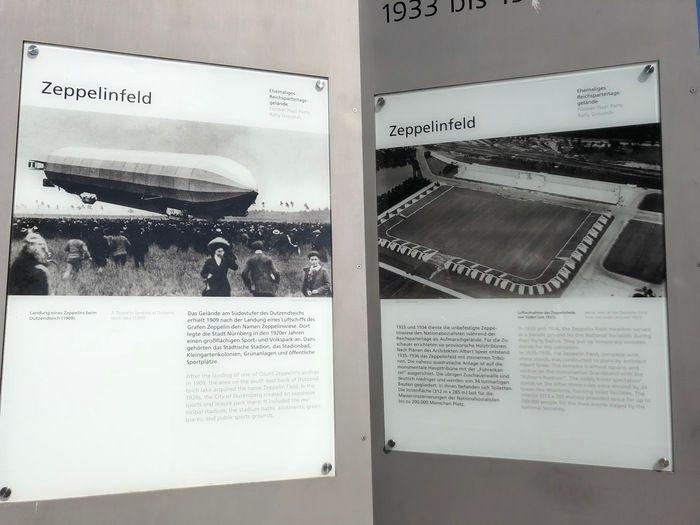 Zeppelinfeld am STadion und Dutzendteich