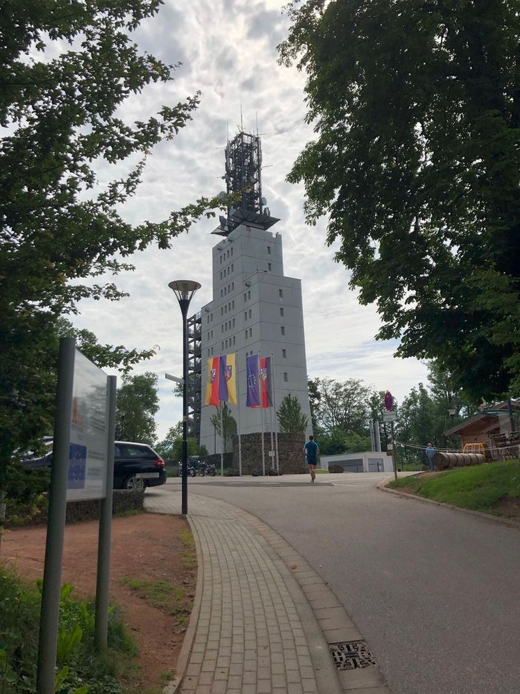 Schaumberg im Saarland