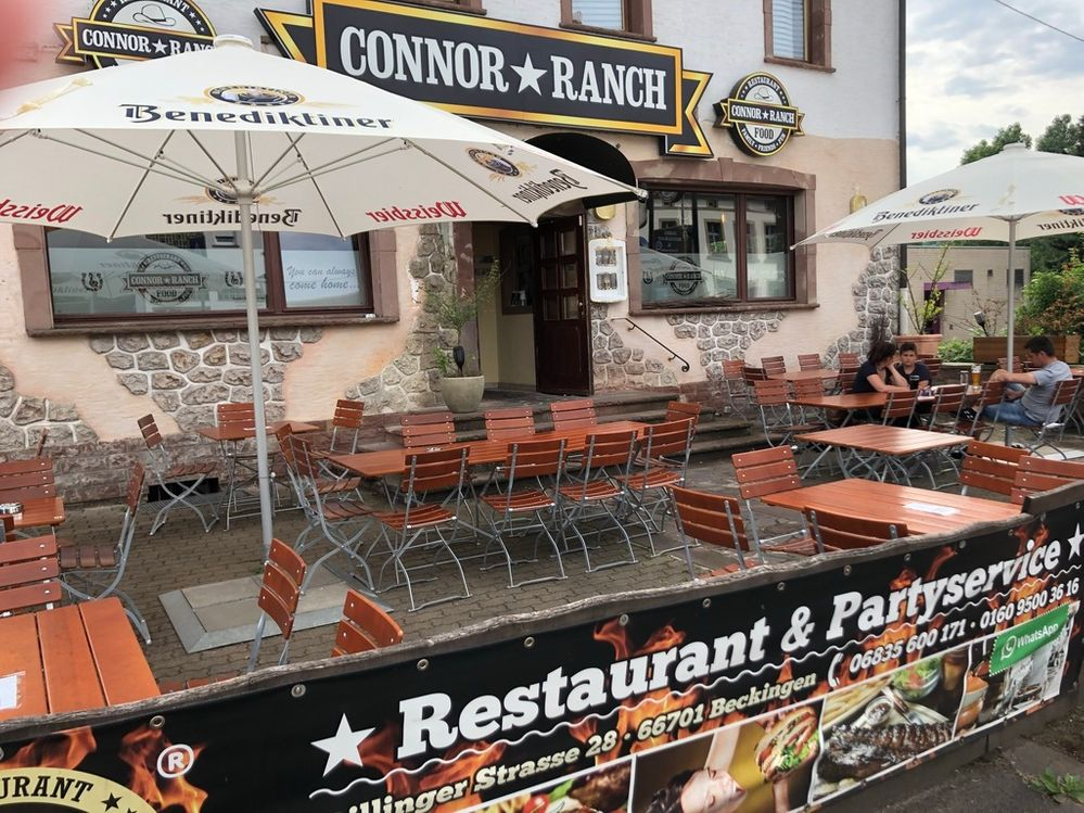 Connor-Ranch in Dillingen