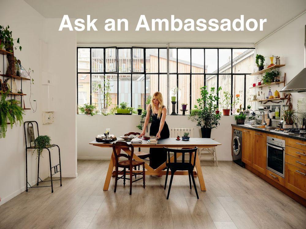 Ask an Ambassador #3: Special amenities